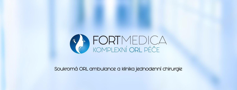 FortMedica komplexní ORL péče