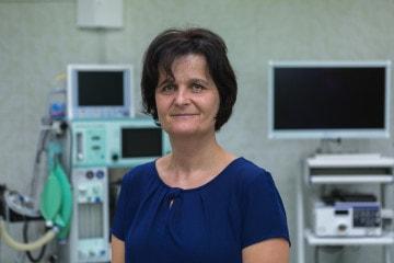 FortMedica ORL Romana Radikovská sálová sestra