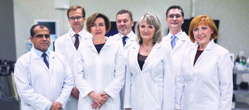 FortMedica ORL tým lékaři