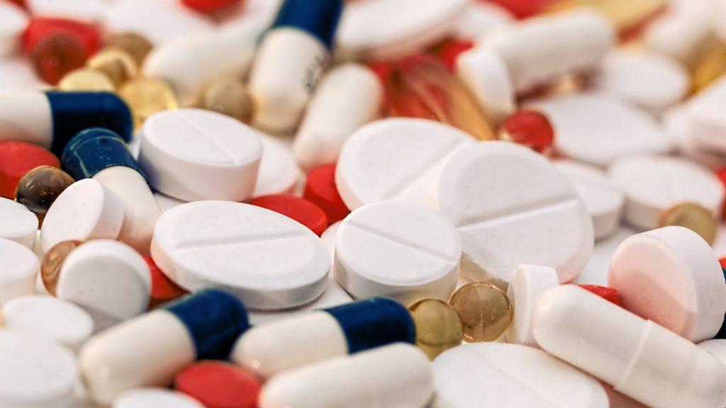 Ilustrační foto: Antibiotika, prášky, pilulky, léky