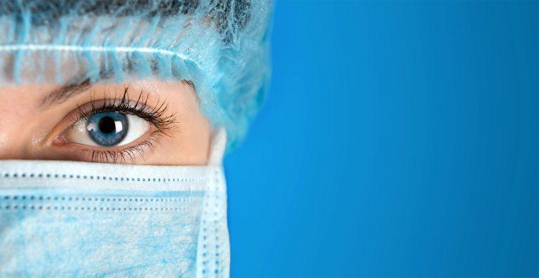Sálová zdravotní sestra (instrumentářka)