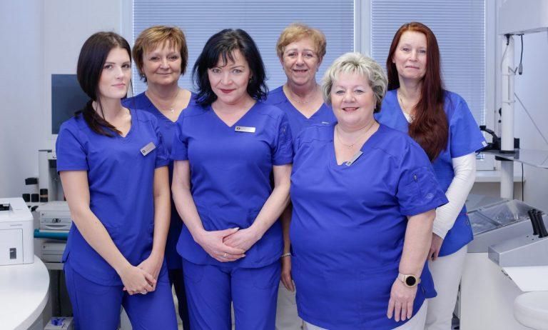 FortMedica ORL ambulantní sestry