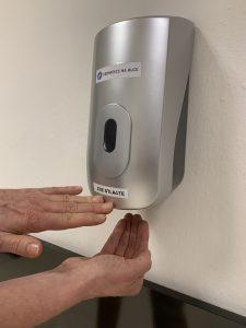 FortMedica Modřany dezinfekce na ruce